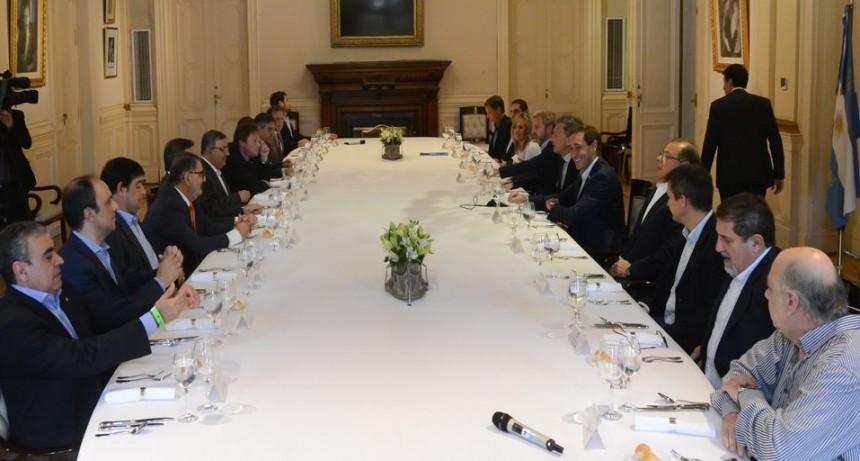 Macri confirmó que las obras continuarán en las ciudades