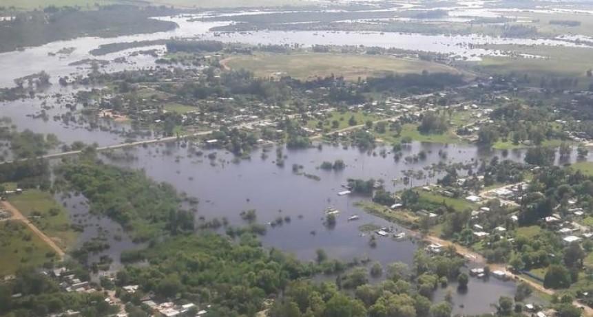 El norte de la provincia de Santa Fe continúa en emergencia