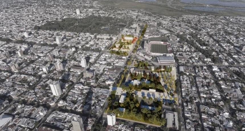 Lifschitz presentó el Proyecto Distrito de la Innovación