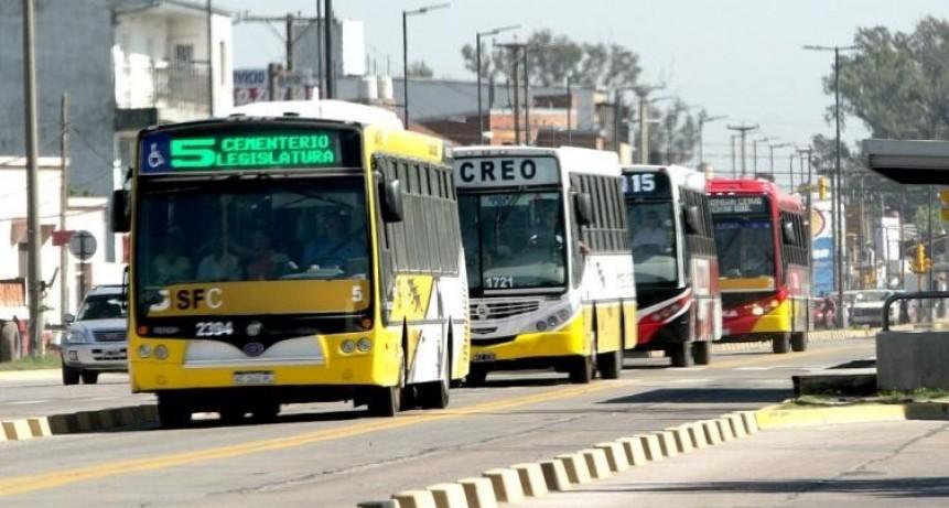 El 29 de mayo no habrá transporte público de pasajeros en el país