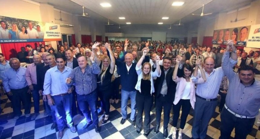 Plenario del FPCyS en Ambrosetti