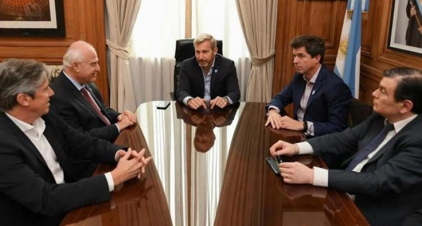 Lifschitz anunció la realización de nuevas obras hídricas