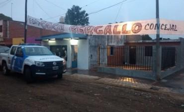 Detienen a precandidato a concejal del PJ por integrar una banda narco