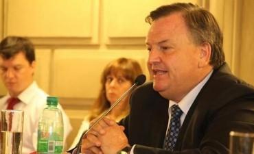 Michlig refutó dichos del diputado Laspina