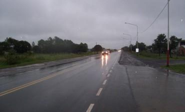 Estado tránsito en rutas y accesos