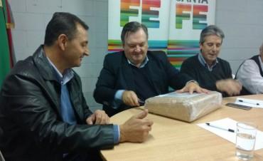 Se recibieron 10 ofertas para la obra del Acceso a Colonia Clara sobre Ruta Provincial Nº 61 desde la RP4, Dpto. SC