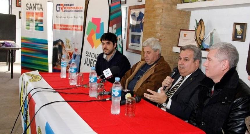"""Torneo Nacional de Hockey Social """"Santa Fe Cordial"""""""