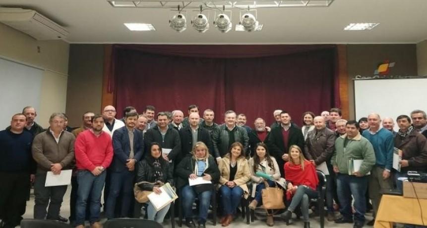 Reunión plenaria de Salud en San Cristóbal