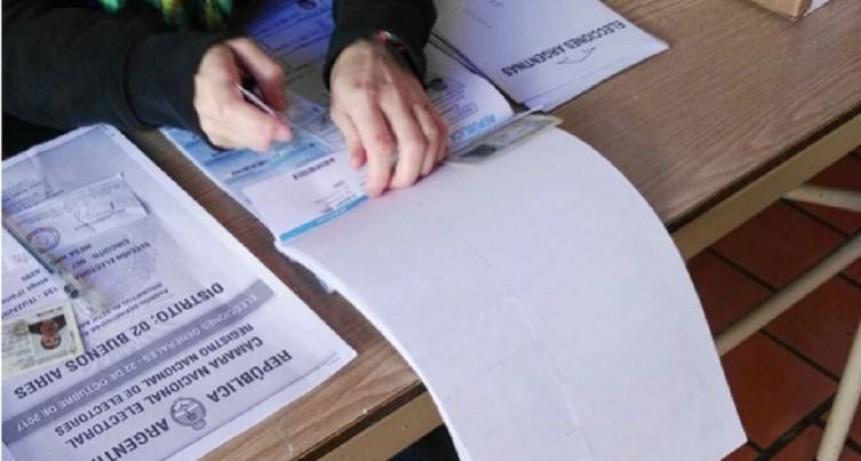 La oposición reclamará en Diputados garantías de transparencia en las elecciones