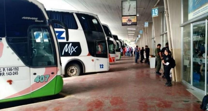 Rige una nueva tarifa en el transporte interurbano