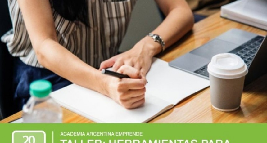 Avellaneda: invitan a un taller para emprendedores