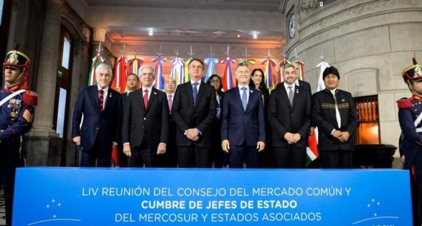 Macri dijo que el acuerdo con UE es