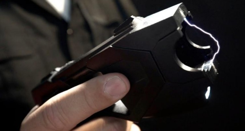 El gobierno compró las primeras 100 pistolas Taser