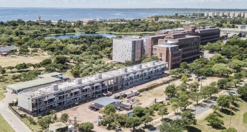 UNL y ATE inauguran residencias para estudiantes