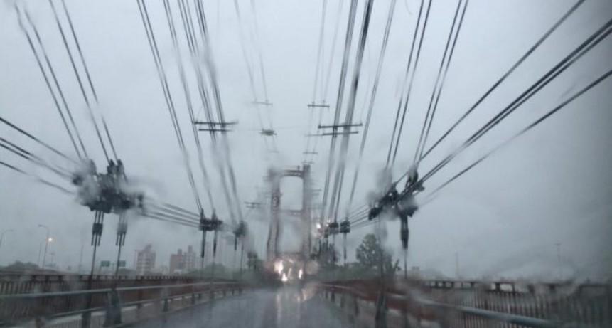 Alerta por lluvias abundantes