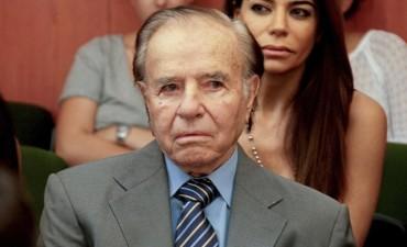 Menem no podrá ser candidato a senador por decisión de la Cámara Nacional Electoral