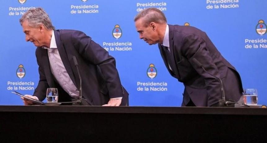 Mauricio Macri dijo que