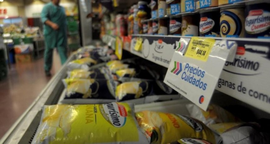 Ya rige la rebaja del IVA en supermercados de la ciudad
