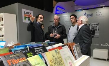 Se viene la Feria del Libro de Santa Fe