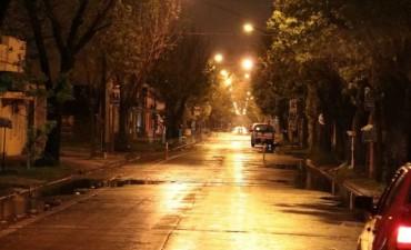 Esperanza, la ciudad más afectada