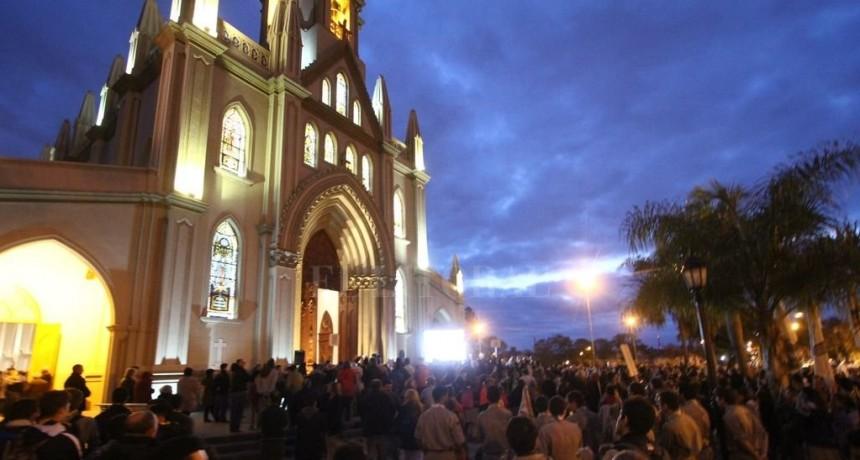 Celebran el Centenario de la Parroquia de Guadalupe