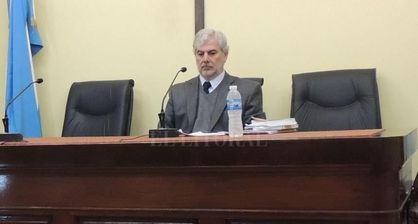 El gobernador rechazó la renuncia del juez Muse Chemes