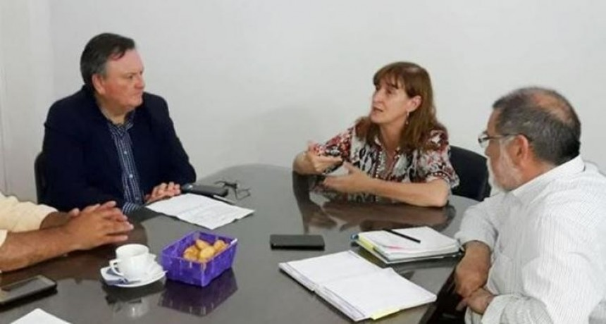 Michlig informó sobre el nuevo status del Hospital de San Cristóbal