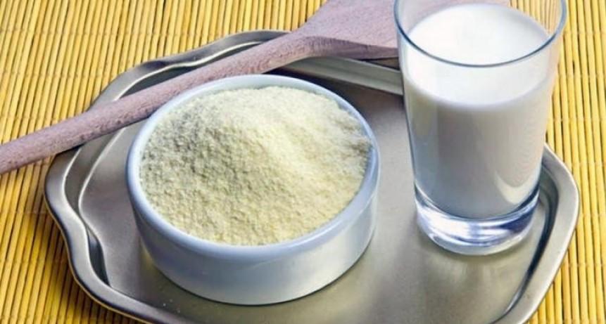 Prohíben el uso y venta de una leche en polvo y un endulzante natural