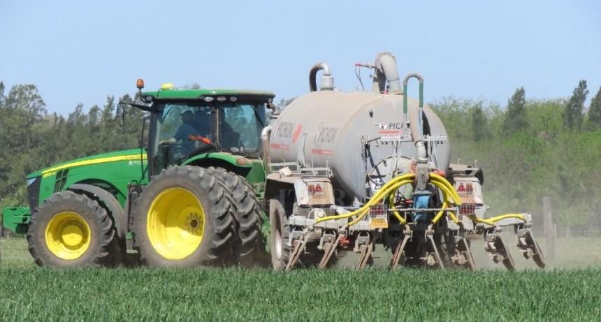 Efluentes: el fertilizante natural