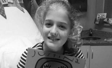 Falleció Justina, un símbolo de la donación de órganos