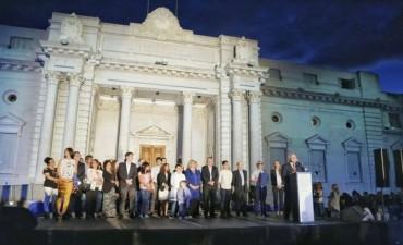 Lifschitz presentó oficialmente el proyecto de Ley de Educación Provincial