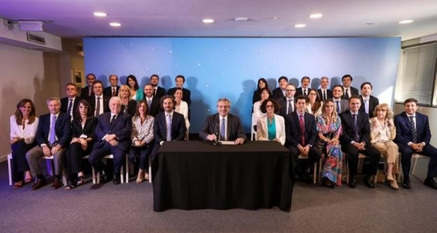 Un gabinete con unidad en la diversidad